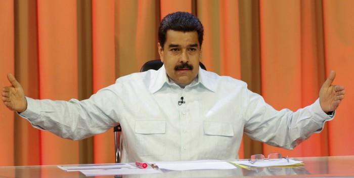 """Maduro: """"La oposición me ha respondido por 4 vías distintas que están dispuestos al diálogo"""""""