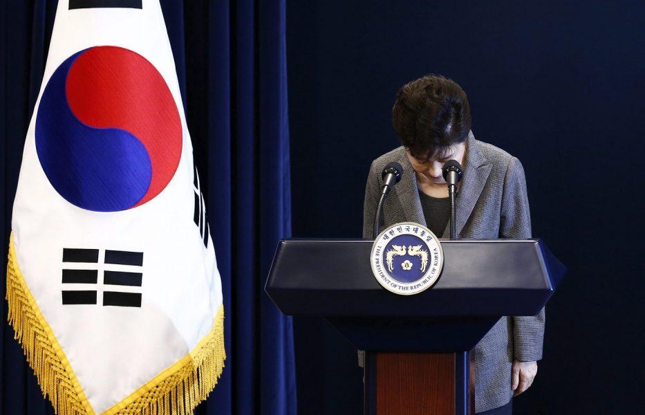 ¡Pendiente Maduro! Parlamento de Corea del Sur destituye a la Presidenta