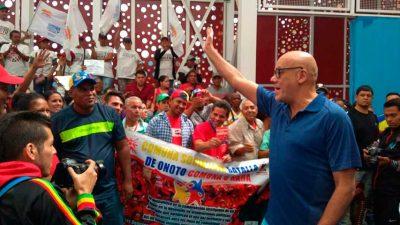 """Alcalde Rodríguez: """"Sin poder comunal no hay revolución"""""""