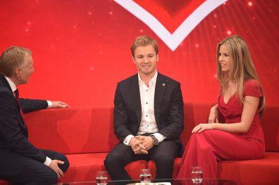 El expiloto de Fórmula uno Nico Rosberg quiere ser actor, un héroe de acción