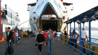 GNB incautó más de ocho kilos de cocaína en el Ferry de Puerto La Cruz